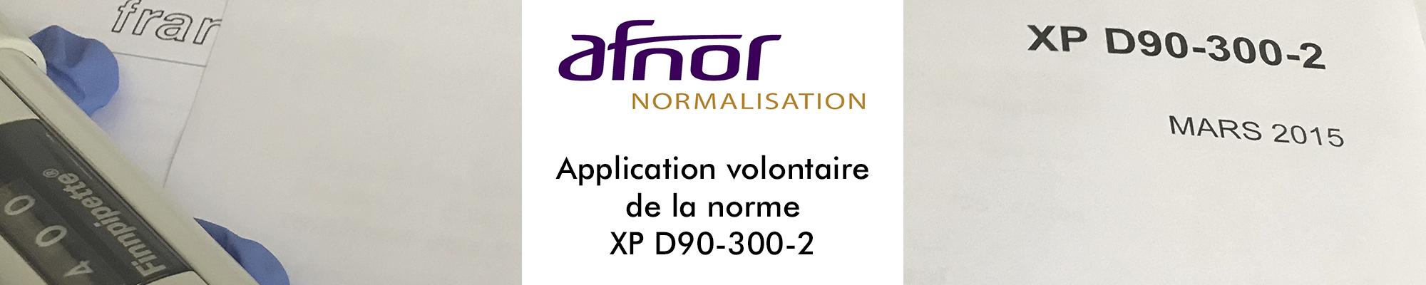 AFNOR Le Liquide Francais XP D90-300-2